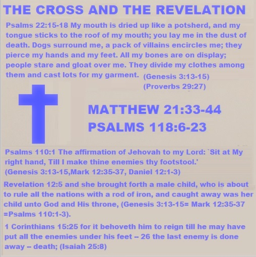 the cross and the law