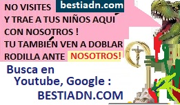satanas no quiere que visites mi pagina version sticker
